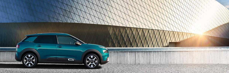 C4 Cactus Citroën Crivaco Gent Lovendegem